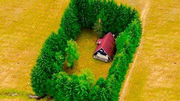 16 усамотени къщи, в които можеш да избягаш от света