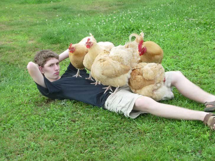 """""""Я елате пиленца при батко"""""""