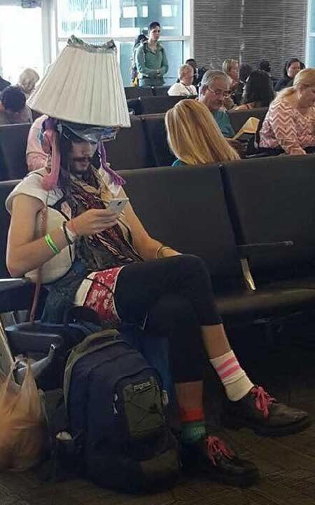 Когато имаш право само на една чанта с ръчен багаж