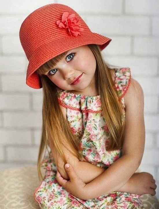 Анастасия Князева, най-красивото момиче в света