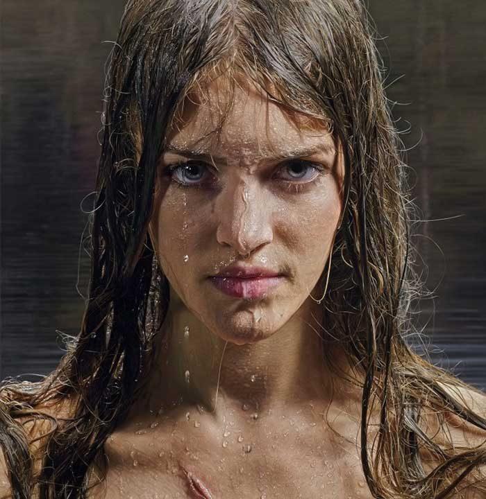 Хиперреализъм или 19 картини, неразличими от фотографско изображение