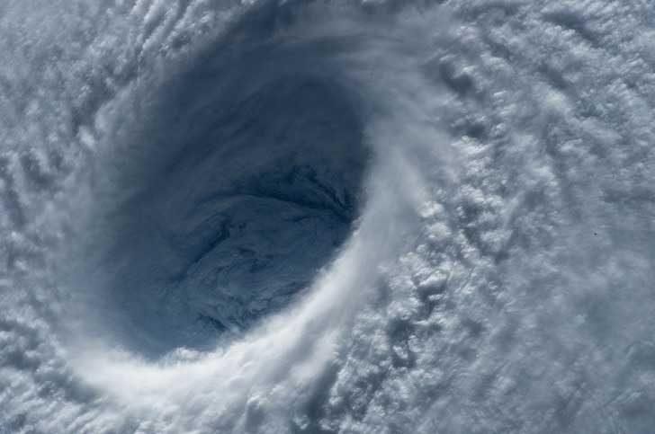 Фунията на ураган