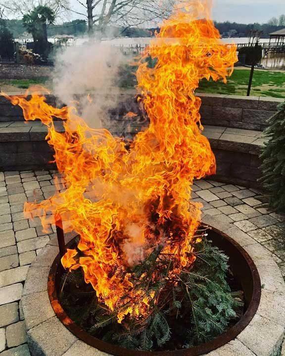 Огнен дракон