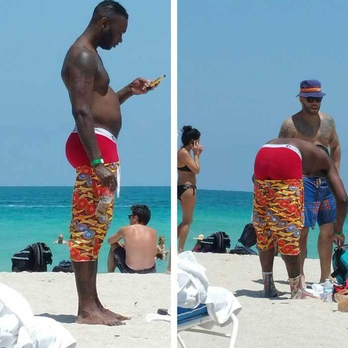 Още малко плажни модни тенденции