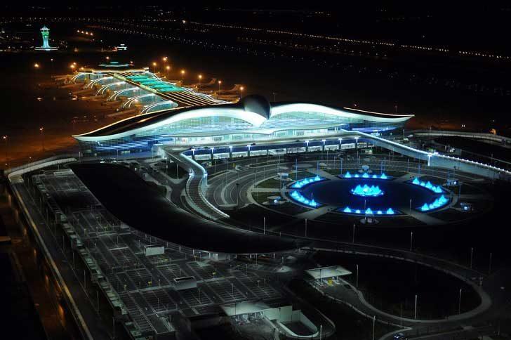 Международно летище Ашгабат (Туркменистан)