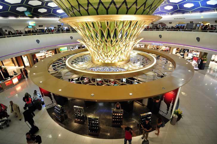 Летище Абу Даби (Обединени арабски емирства)