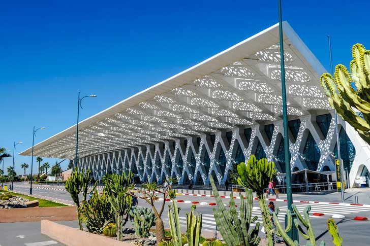 Летище Маракеш Менара (Мароко)