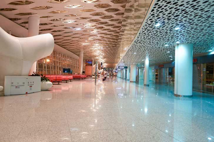Международно летище Шенжен Баоан (Шънджън, Китай)