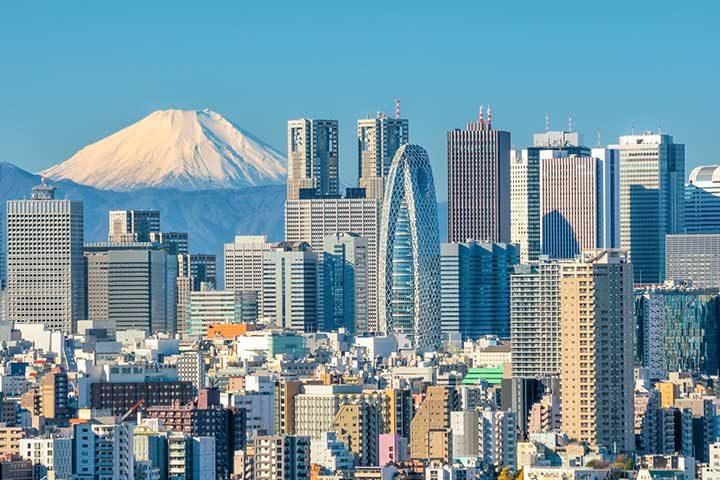 Токио-Йокохама, Япония