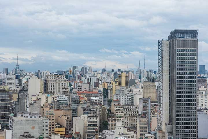 Сао Пауло, Бразилия