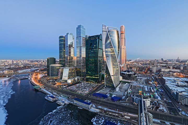 Москва, Русия