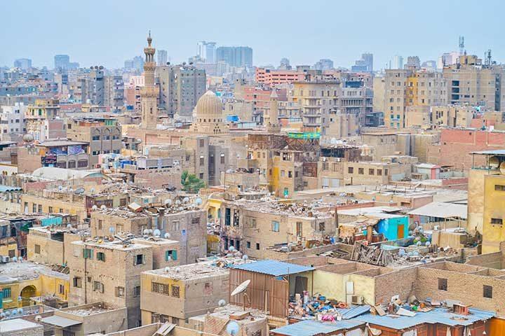 Голямо Кайро, Египет