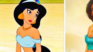 """Как биха изглеждали принцесите на """"Дисни"""" в реалния живот"""
