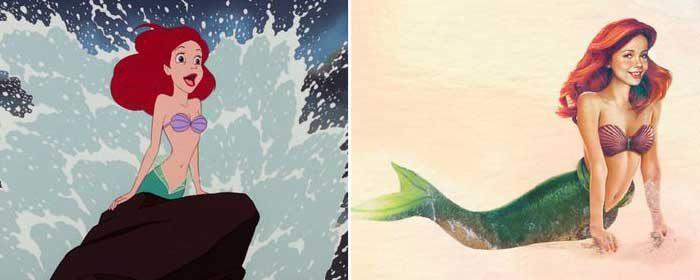 """Ариел, """"Малката русалка"""""""