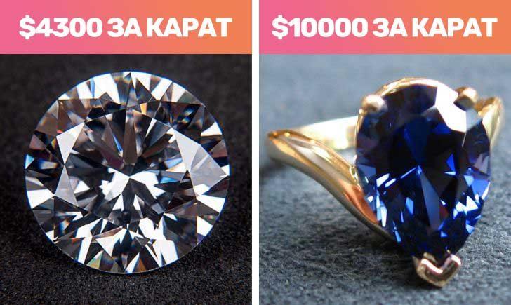 Чистите сапфири са по-скъпи от диамантите