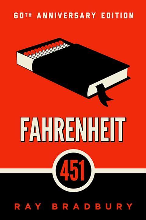 """""""451 градуса по Фаренхайт"""" от Рей Бредбъри"""