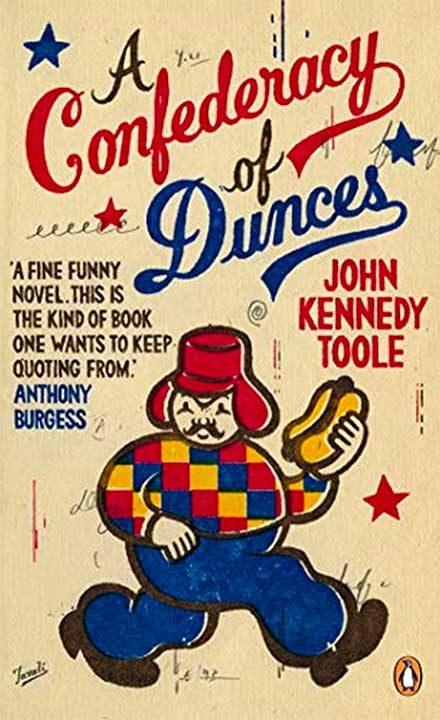 """""""Сговор на глупци"""" от Джон Кенеди Тул"""