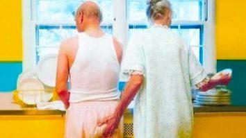 За любовта няма възраст и тези трогателни снимки доказват това