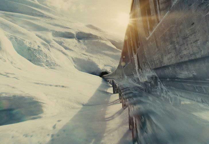 """Снежен снаряд"" (Snowpiercer, 2013 г.)"
