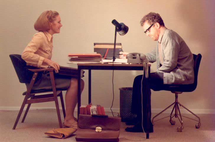 """""""Сцени от един семеен живот"""" (Scenes from a Marriage,1973 г.)"""