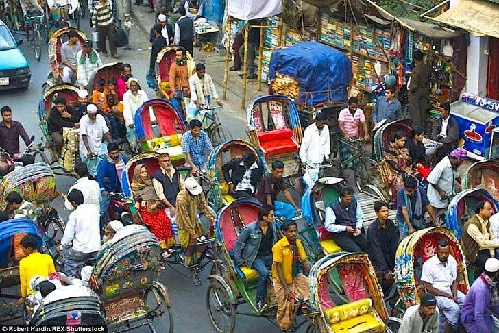 Дака, Бангладеш