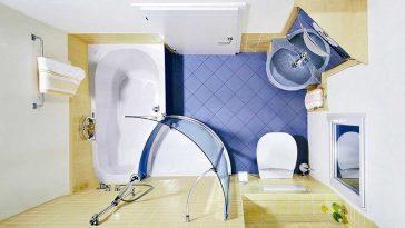11 брилянтни идеи за малка баня, от които да почерпиш вдъхновение