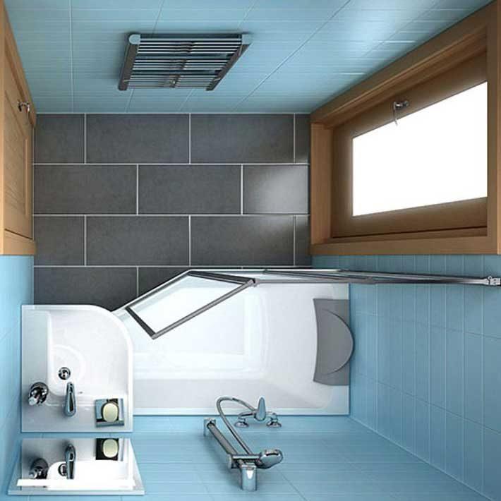 Врата с вградено в нея стъкло може да внесе много повече светлина и да създаде усещането за по-голямо пространство