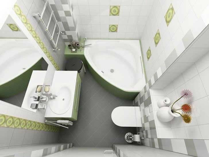 Седящата вана също може да бъде не лош избор при някои малки бани с оглед спестяване на пространство