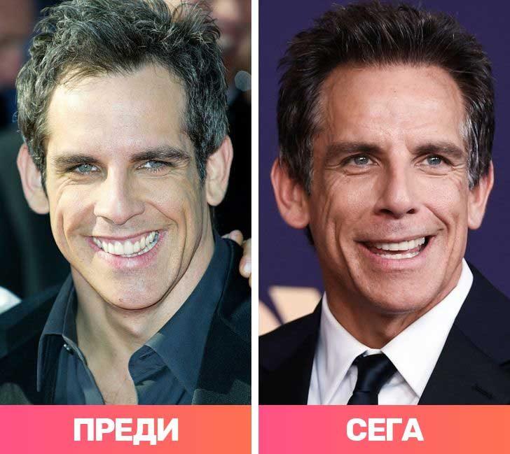 Бен Стилър
