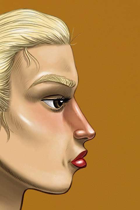 Гръцки нос