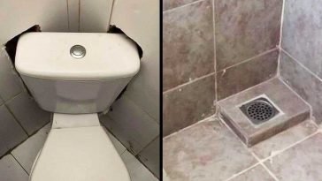 Топ 16 на най-лошите бани и тоалетни, които можеш да видиш