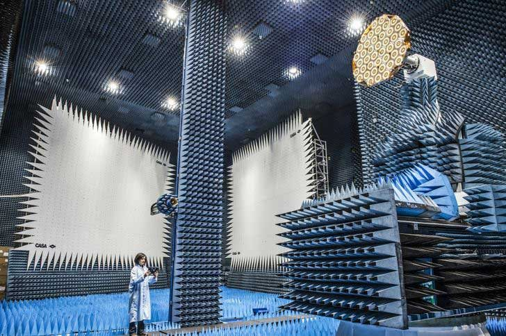 Най-тихото място на Земята - анехогенна камера в лабораториите на Орфийлд, Южен Минеаполис