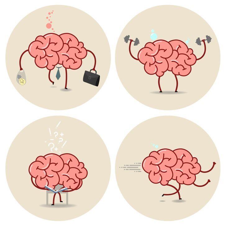 Мит №5: Използваме само 5-10% от капацитета на нашия мозък