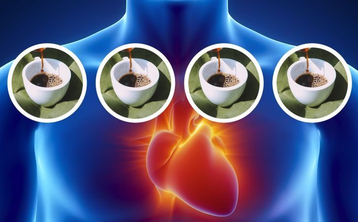 Точното количество кафе е полезно за сърцето
