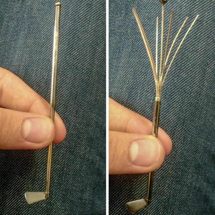 Коктейлни клечки за многократна употреба
