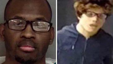Чернокож мъж се маскира като бял, за да извърши 30 кражби