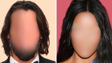 Познай лицата на кои известни личности са скрити в тези снимки