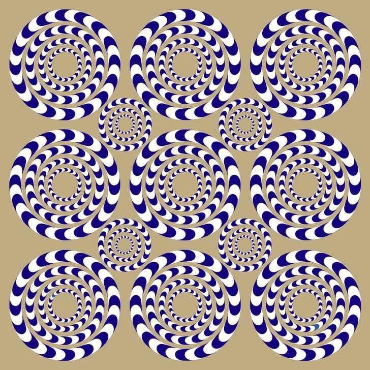 Можеш ли да спреш поне един от кръговете да не се движи?